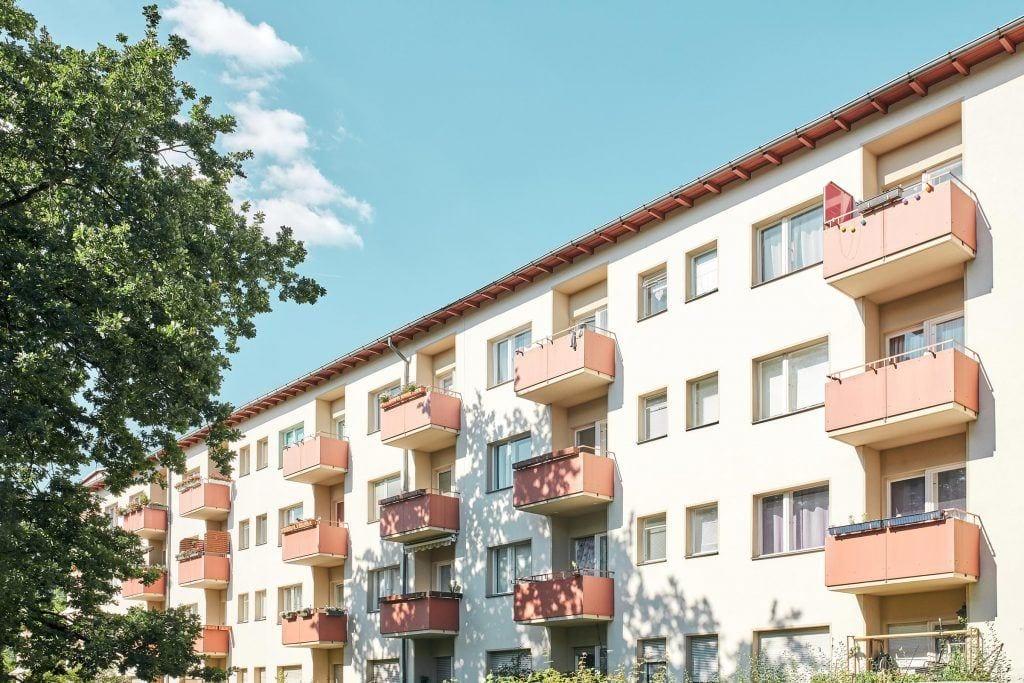 GEWIWO - Wilhelm-Gericke-Strasse